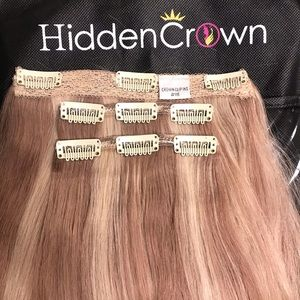 Hidden Crown extensions